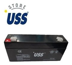Bateria Recargable  Gel 6v 3.1 Ah Ups Vehiculos Luces en internet