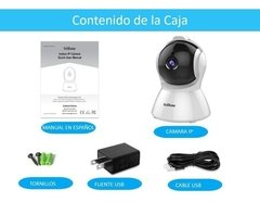 Baby Call Camara Inalambrica Ip Wifi Sricam Full Hd  - comprar online
