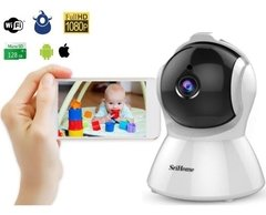 Baby Call Camara Inalambrica Ip Wifi Sricam Full Hd