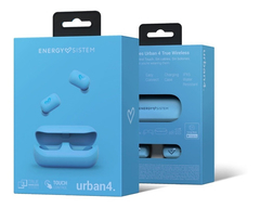 Auriculares Inalambricos Urban 4 True Wireless Sky - tienda online