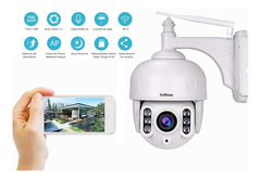 Camara Wifi Domo Ip Exterior Full Hd