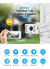 Camara Con Audio Inalambrica Wifi Exterior Ip 66 Android Ios
