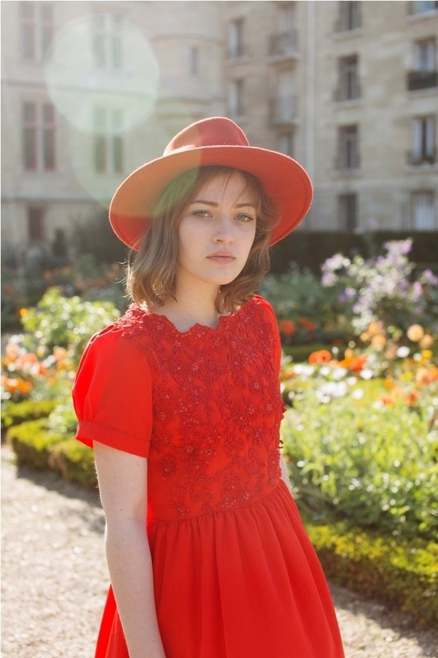 CHÂTEAU DRESS