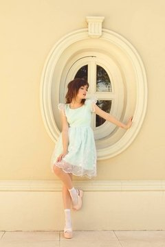 THE ALICE DRESS ~ VESTIDO ALICE {MUESTRA}
