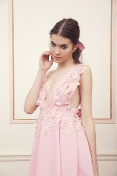 THE BOW DRESS {BORDADO O LISO} on internet