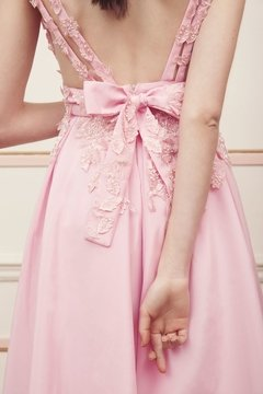 THE BOW DRESS {BORDADO O LISO}