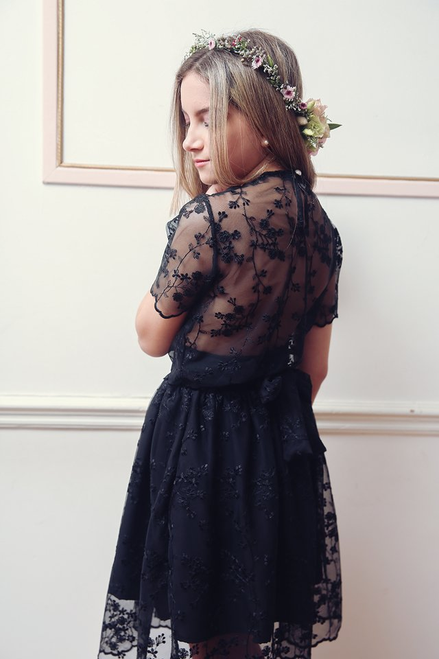 PARIS SKIRT {TULLE BORDADO} en internet