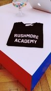 RUSHMORE ACADEMY T-SHIRT ~ REMERA RUSHMORE ACADEMY (copia)