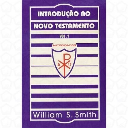 8629 - LIVRO INTRODUCAO AO NOVO TESTAMENTO VOL 1 WILLIAM S