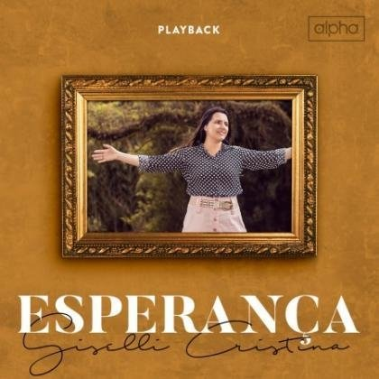16441 - CD PLAY-BACK ESPERANÇA - GISELLI CRISTINA