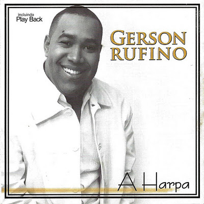 11430 - CD A HARPA INCLUINDO PLAY - BACK - GERSON RUFINO