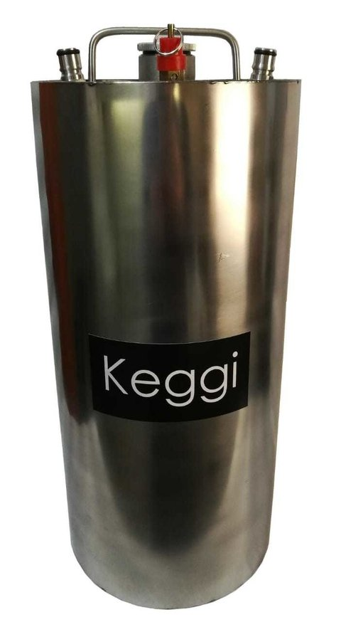 Barril Keggi 10 Lts (Mini Keg)