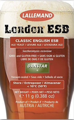 Levadura London ESB, sobre 11grs