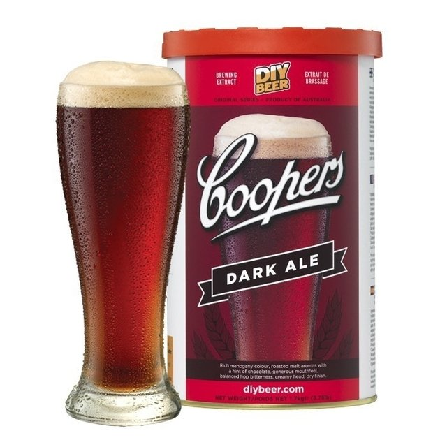 Dark Ale - Extracto Coopers en internet