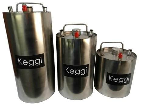 Barril Keggi 10 Lts (Mini Keg-Cornelius) - CENTRAL BIER