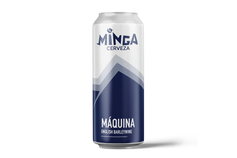 MINGA, MAQUINA, ENGLISH BARLEY WINE