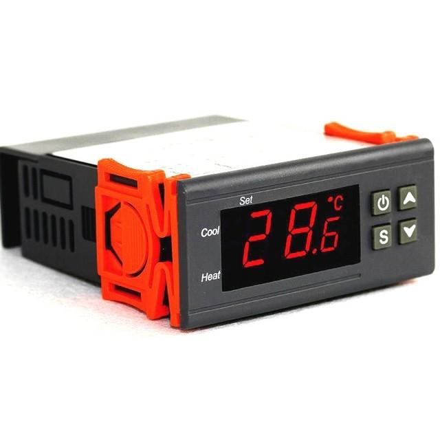Termostato digital stc 1000 doble relay frio calor - Termostato frio calor ...