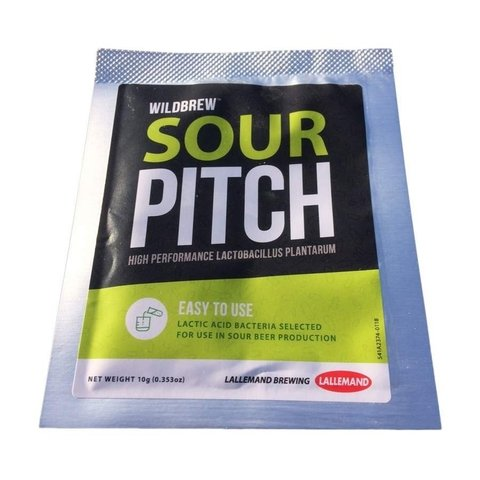 Wildbrew Sour Pitch Lallemand para Cervezas Acidas