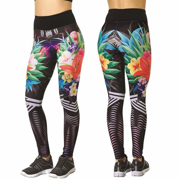 Legging Women Sublimada (11441)