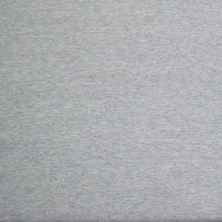 Venta de telas por metro jogging gris melange for Telas de toldos por metros