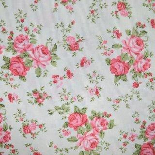 Venta de telas por metro - pique flores 432 · Pique Premium Flores 432 eb22a8213ca2