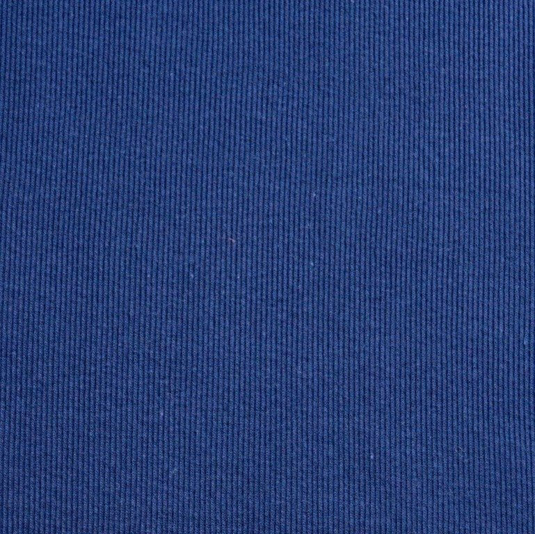 Venta de telas online jersey algodon azul marino for Telas de toldos por metros