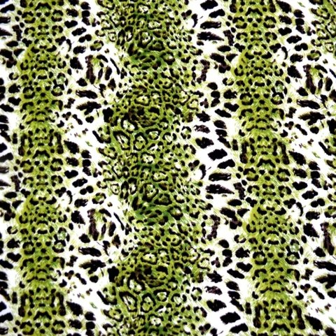 Seda Fría Animal Print 927