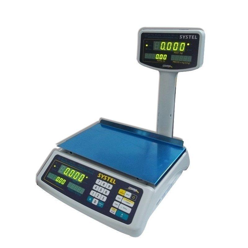 balanza systel croma 30kg en córdoba