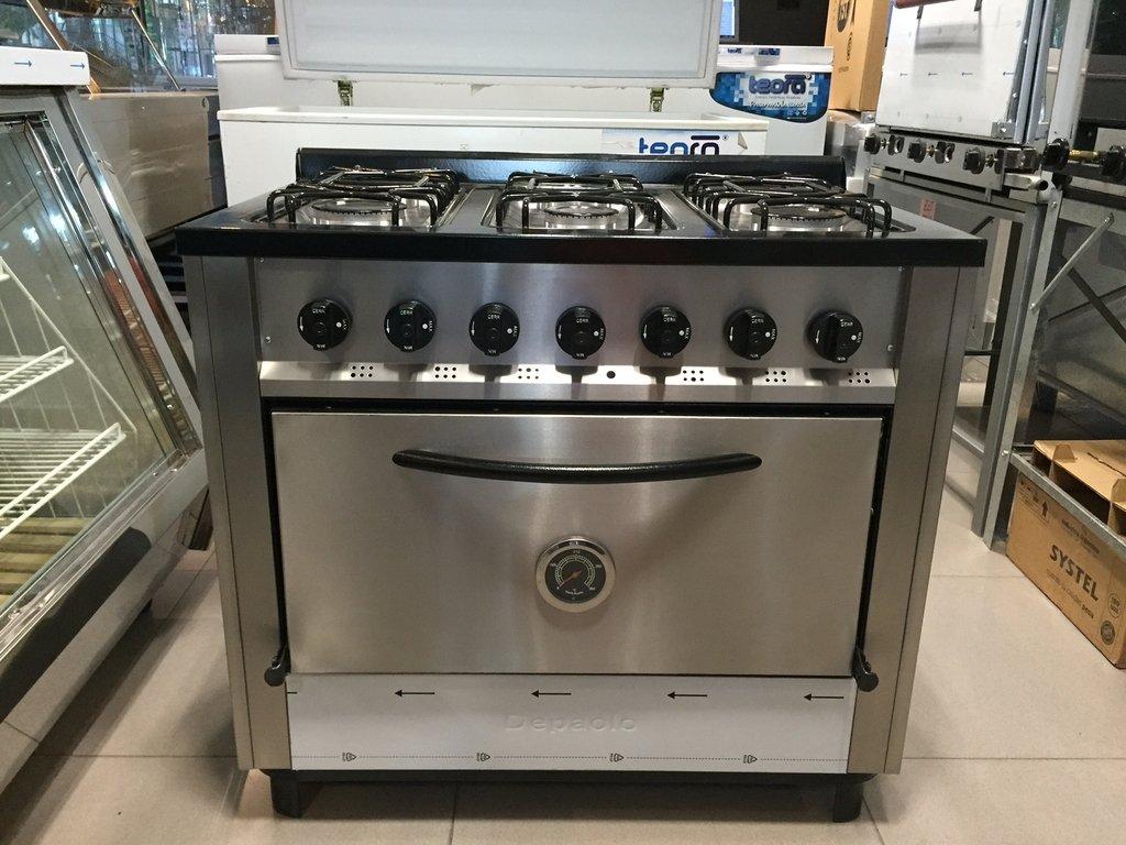 cocina 6 hornallas superoferta lvequipamiento