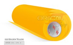 ORACAL 100 Golden yellow 020