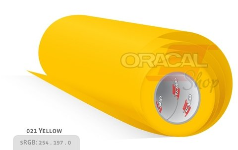 ORACAL 641 021 Yelow