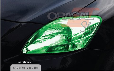ORACAL SERIE 8300 Green 061
