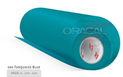 ORACAL 651 Turquoise blue  066