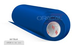 ORACAL 651 Blue 067