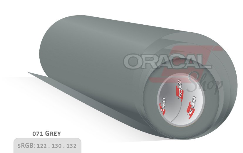 ORACAL 638 Wall Art Grey 071
