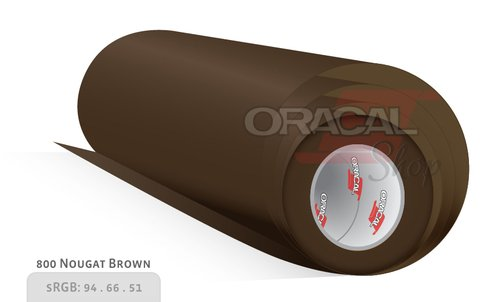 ORACAL 638 Wall Art Nougat Brown 080