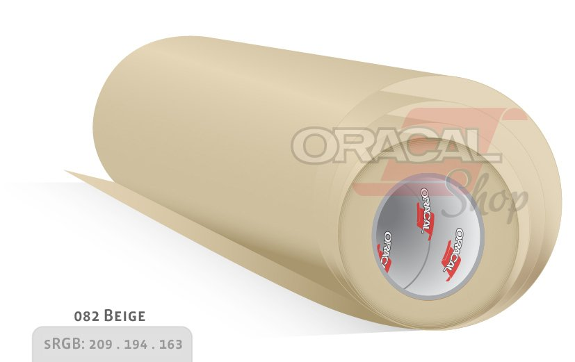 ORACAL 638 Wall Art Beige 082