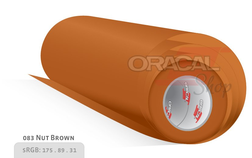 ORACAL 651 Nut brown 083