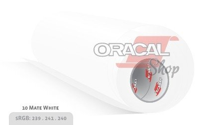 ORACAL 970M BLANCO 010 Premium Wrapping Cast