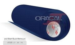 ORACAL 951 192 DEEP BLUE METALLIC Premium Cast