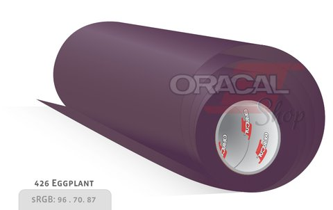 ORACAL 638 Wall Art Egg plant 425