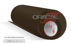 ORACAL 970M Orient Brown Metallic 874 Premium Wrapping Cast