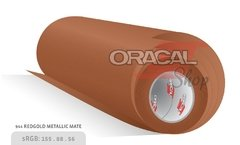 ORACAL 970M Red Gold Metallic Mate 944 Premium Wrapping Cast