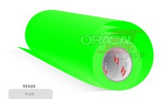 ORACAL 6510 Fluorescente fundido Green (069)