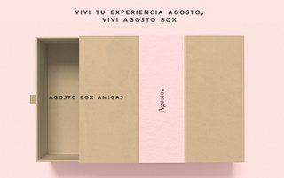 Agosto Box Amigas - hasta 10 productos!
