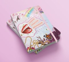 Cuaderno Cosido Collage Pop