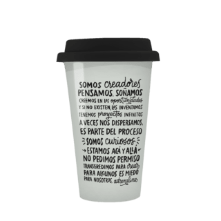 Coffee Cup Creadores en internet