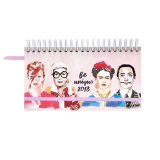 Agenda Pocket conos