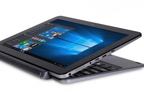 Tablet Notebook 2en1 Exo Wings K1822 Quadcore 2gb 32gb Win10 Hdmi - TPC Tecnologia para Chicos