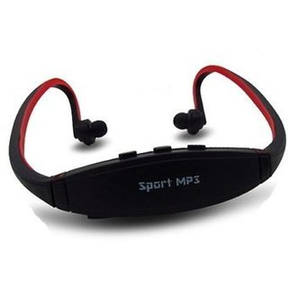 Reproductor de MP3 Sport Vincha Wireless Con Radio FM
